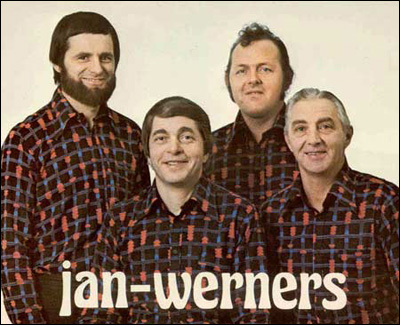 Jan-Werners dansband