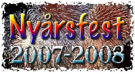 Nyårsfest2008
