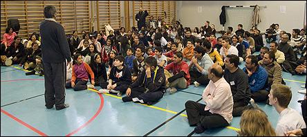Holi i Vällingby 2008 - minaåhörare