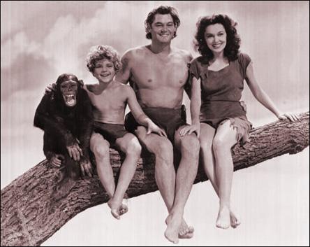 Tarzanfamiljen