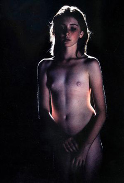 Bill Henson - nude girl