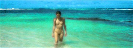 Girl in water - David Hamilton
