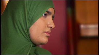 Halal-TV – shariaförespråkaren Cherin Awad