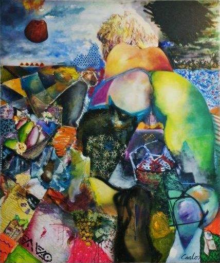 Orgasmens Madonna - av Carlos Bebeacua