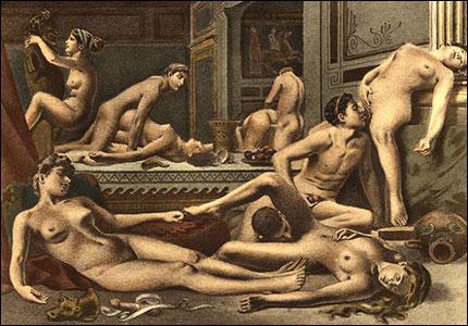 Gruppsex – härligt, lekfullt och lärorikt, eller moraliskt förkastligt?