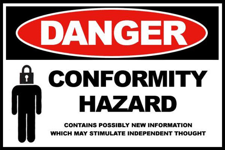 DANGER - Conformity Hazard