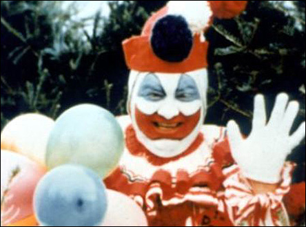 John Wayne Gacy – Pogo the Clown