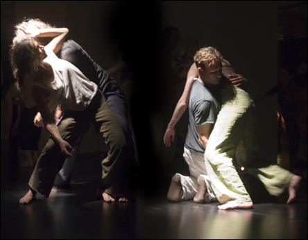 Contact Improvisation - jam