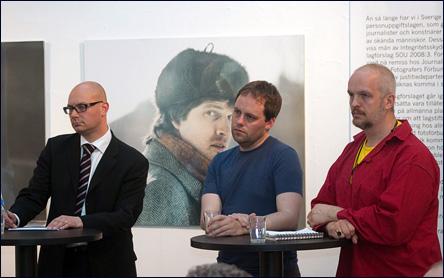 Fotodebatt på Galleri Kontrast