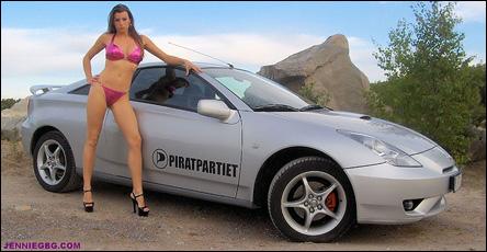 Pirat-Toyota Celica