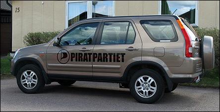 Pirat-Honda