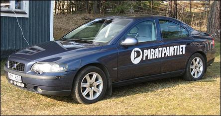 Pirat-Volvo