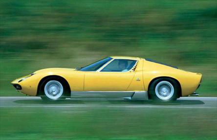 Lamborghini Miura - originalet