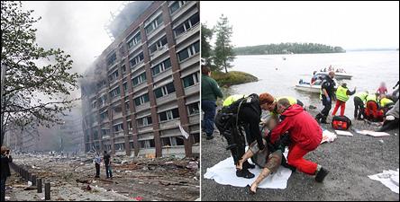 Terror i Oslo