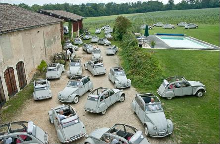 30 x Calle i 30 x Citroën 2CV