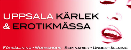 Uppsala Kärlek och Erotikmässa