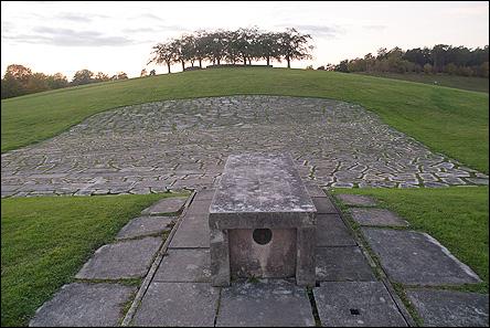 Ceremoniplats på Skogskyrkogården