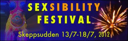 SEXSIBILITY FESTIVAL 2012