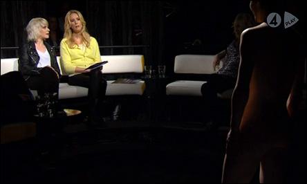 Jenny Strömstedts kommentar till Blachman