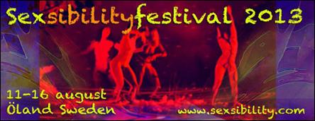 Sexsibilityfestivalen 2013