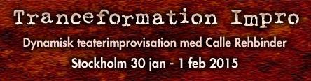Tranceformation Impro