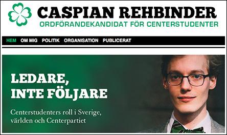 Caspian kandiderar