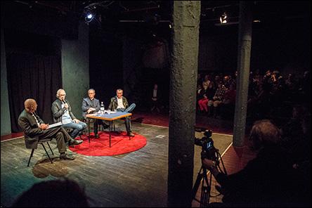 Yttrandefrihetsdiskussion på Studio Lederman
